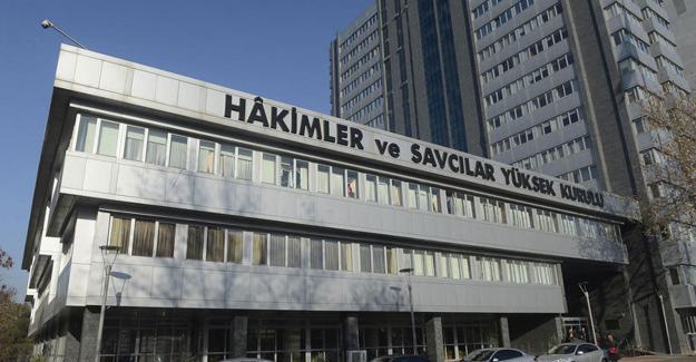 HSYK'da ikinci dalga: 1500 kişilik tasfiye