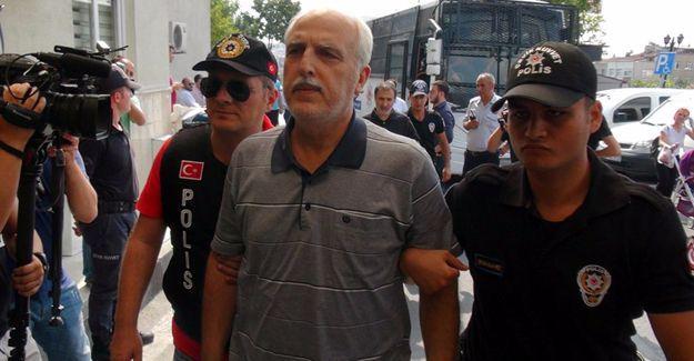 Hüseyin Avni Mutlu tutuklanma talebiyle mahkemeye sevk edildi
