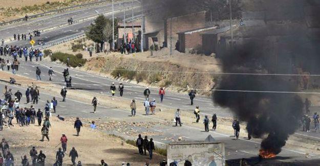 """""""İçişleri Bakanı yardımcısı grevci madenciler tarafından öldürüldü"""""""