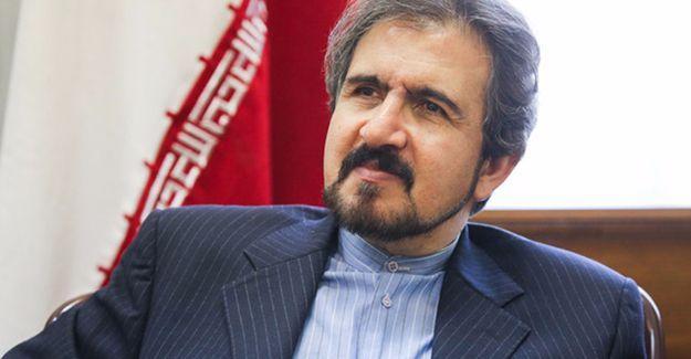 İran'dan 'Cerablus' açıklaması