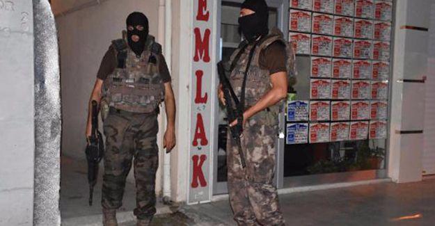 Güngören ve Fatih'te IŞİD operasyonu