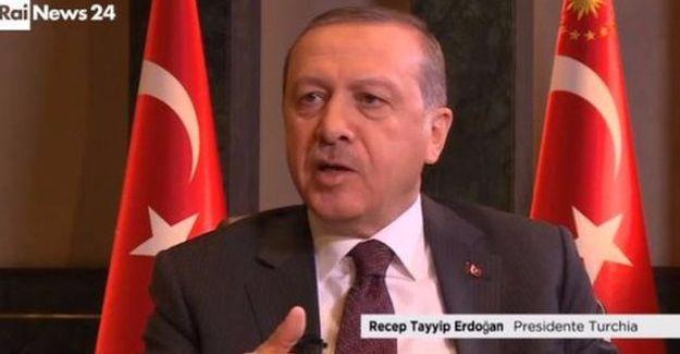 İtalya'dan Erdoğan'a sert tepkiler