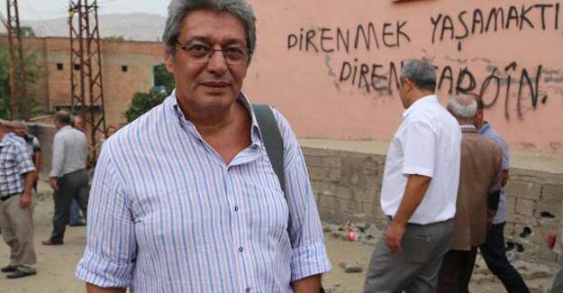 """Başlangıç: Devlet Kürtlere """"değil barış, sana internet bile yok"""" diyor"""