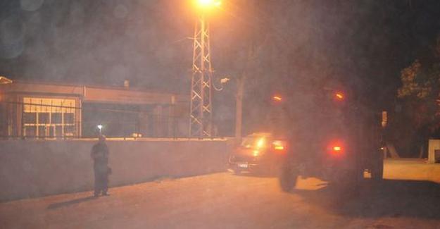 Kars'ta karakol inşaatına saldırı