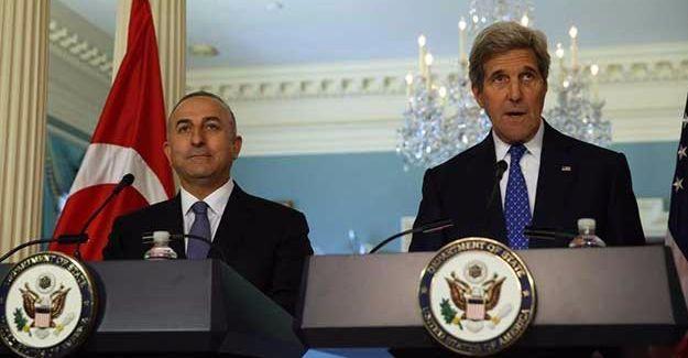 """""""Kerry, YPG'nin Fırat'ın doğusuna çekilmekte olduklarını vurguladı"""""""