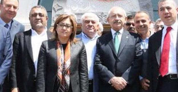 Kılıçdaroğlu'na Antep'te tepki