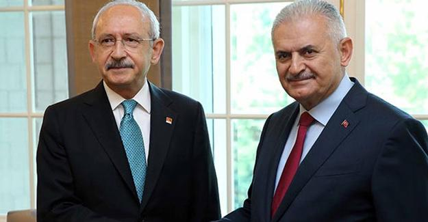 Kılıçdaroğlu'dan Yıldırım'a: Cumhurbaşkanı'nın geride durması lazım