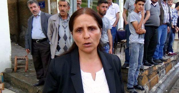 Kulp Belediye Eş Başkanı Sadiye Sürer gözaltına alındı