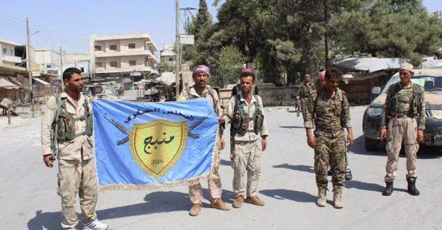Minbic'de 2 bin 500 sivil daha kurtarıldı