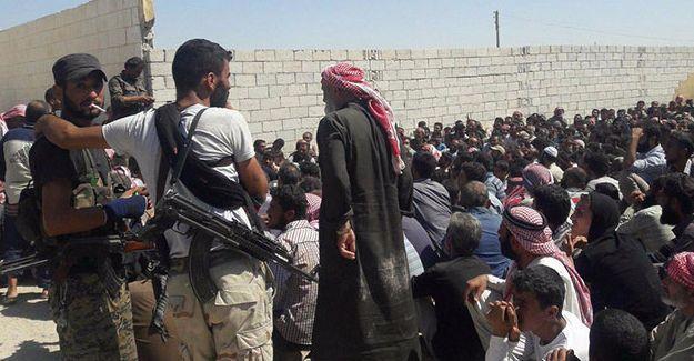Minbic'te 2000 sivil daha kurtarıldı; kentin yüzde 80'i IŞİD'ten temizlendi