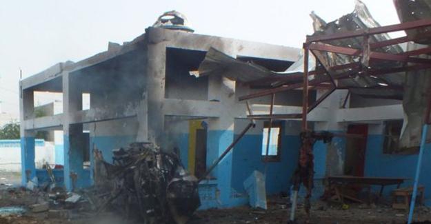 MSF: Suudi koalisyonu Yemen'de hastanemizi vurdu