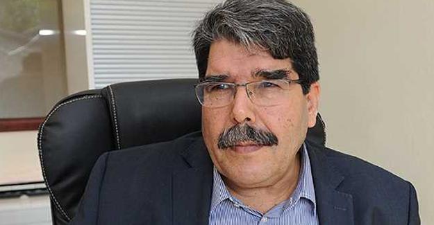 Salih Müslim'den Türkiye-YPG açıklaması
