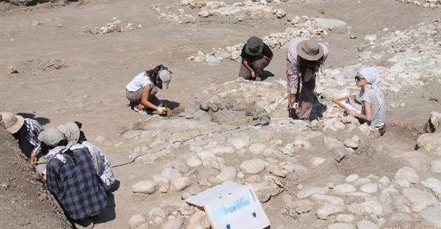 Oluzhöyük'te 2400 yıllık Zerdüşt tapınağı ortaya çıkarıldı