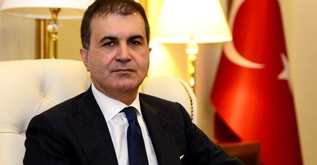 """Ömer Çelik'ten """"Türkiye PYD ile anlaştı"""" iddiasına yanıt"""