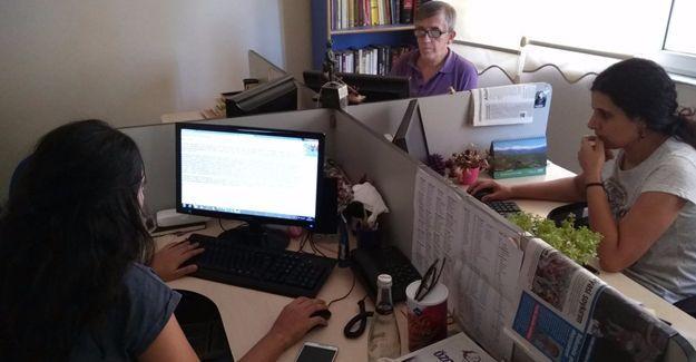 Özgür Gündem çalışanları: Gazetemizi çıkarmaya devam edeceğiz