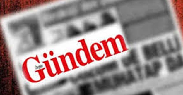 """Özgür Gündem Gazetesi """"geçici olarak"""" kapatıldı"""