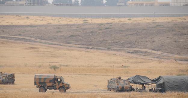 TSK'dan Cerablus operasyonu açıklaması: 1 tank vuruldu, 3 asker yaralı