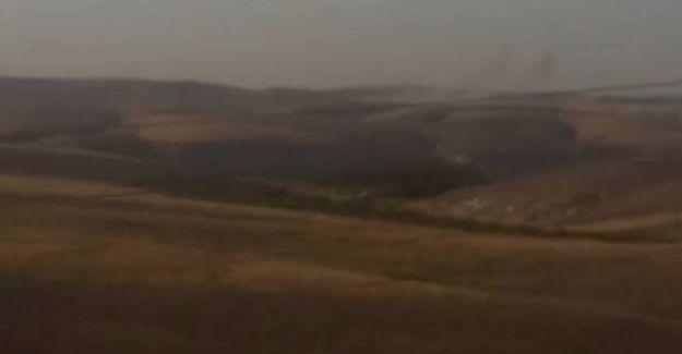 Türkiye, IŞİD'den kurtarılan Minbic'teki mevzileri bombaladı