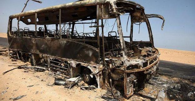 Türkiye-Suriye sınırındaki Atme'de patlama