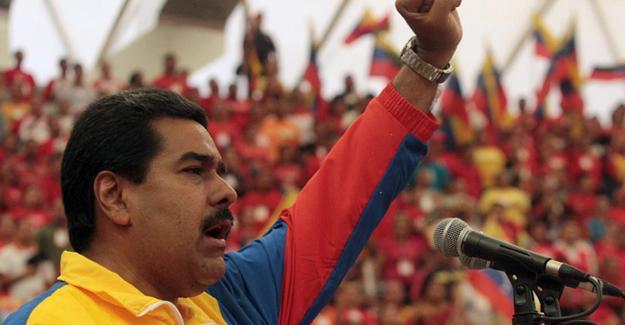 Venezuela Devlet Başkanı'ndan darbe açıklaması