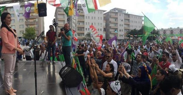 """Yüksekdağ'dan, """"HDP'yi meşru zemine çekmeliyiz"""" diyen Kılıçdaroğlu'na yanıt"""