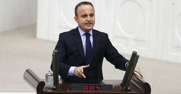 AKP'li Turan: HDP'ye de kayyum atansın