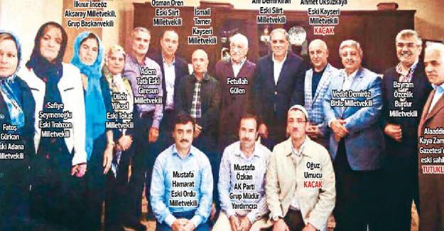 AKP'li vekillerden Fethullah Gülen ziyaretine dair açıklama