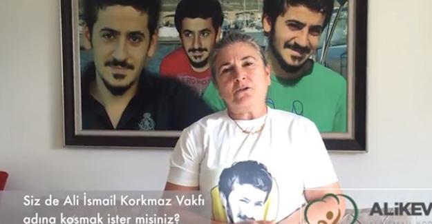 Ali İsmail Korkmaz'ın annesi, İstanbul Maratonu'nda ALİKEV için koşacak
