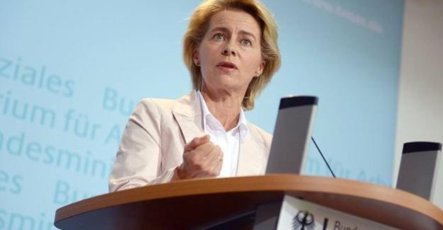 Almanya Savunma Bakanı: İncirlik'te görev sürecek