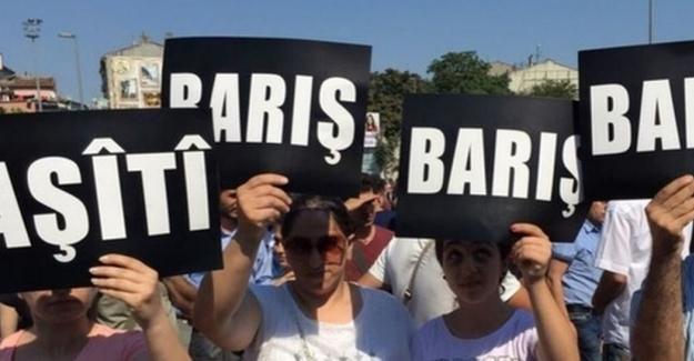 Ankara'da barış mitingi yasaklandı
