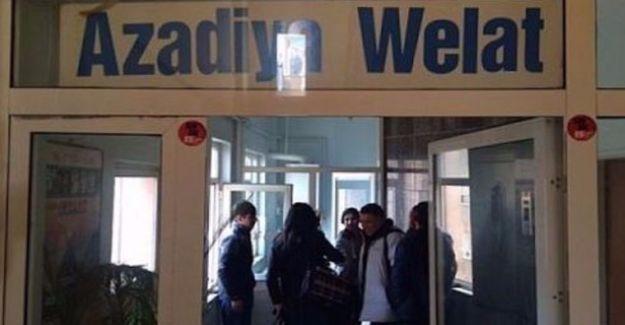 Azadiya Welat'ın 2 çalışanı tutuklandı