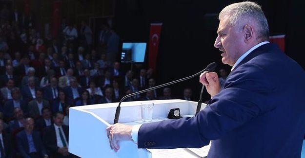 Başbakan Yıldırım'dan 'öğretmen' açıklamasına düzeltme
