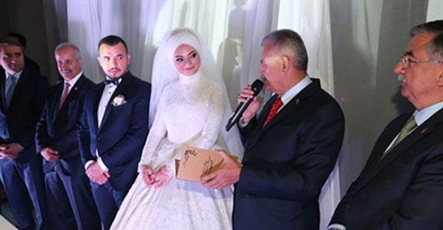 Başbakan Yıldırım'dan evlilik 'sır'ları : 'Peki' de; itaat et, rahat et