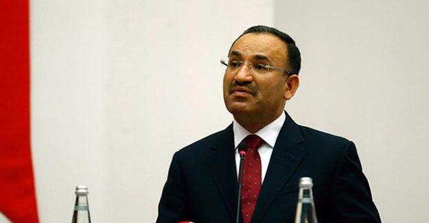 Adalet Bakanı Bozdağ'dan referandum açıklaması