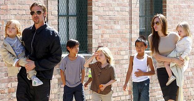 Brad Pitt'e çocuk istismarı soruşturması