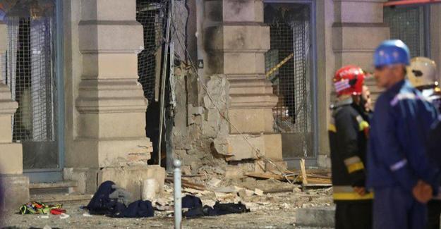 Budapeşte'deki patlamanın nedeni: EYP