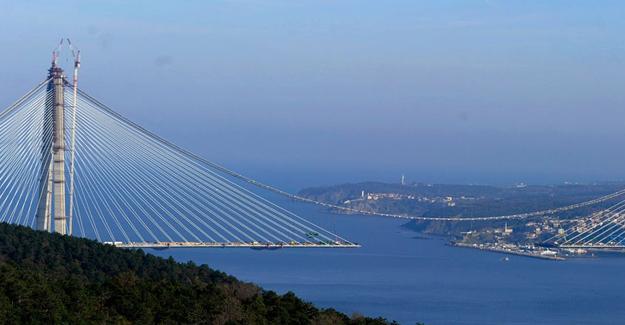 CHP'li Gürsel Tekin'den 3. Köprü teklifi