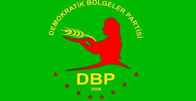 DBP'den 'Kayyum' açıklaması: Kürt halkı iradesine sahip çıkmalıdır