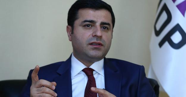 Demirtaş: Alp Altınörs Ankara Emniyeti'nde işkence gördü