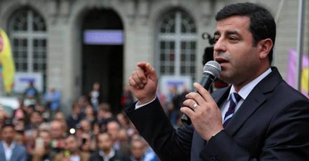 Demirtaş: Erdoğan çözüm yok diyor, biz ısrar edeceğiz