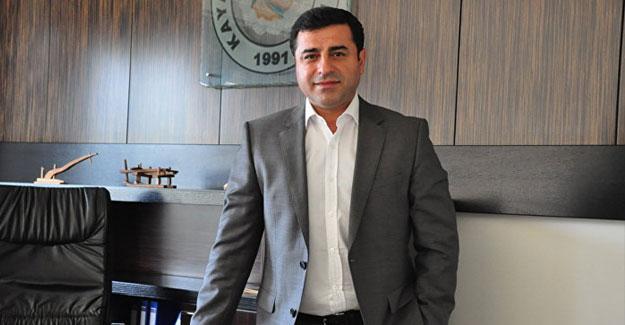 Demirtaş: Kürtlere karşı savaşmak Erdoğan'a itibar sağlamaz