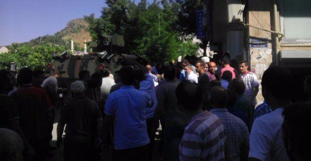 Dersim'de polis panzerinin ezdiği kadın yaşamını yitirdi