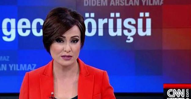 Didem Arslan Yılmaz CNN Türk'ten ayrıldı