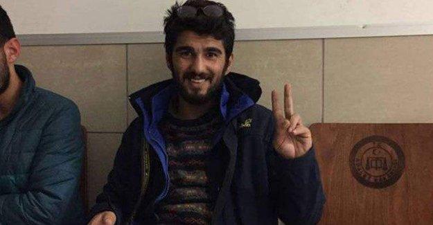 DİHA muhabiri Feyyaz İmrak tahliye edildi