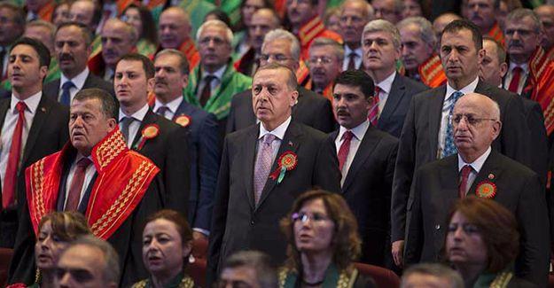 Erdoğan: Yenikapı'daki ruha uygun hareket edilmesini bekliyorum