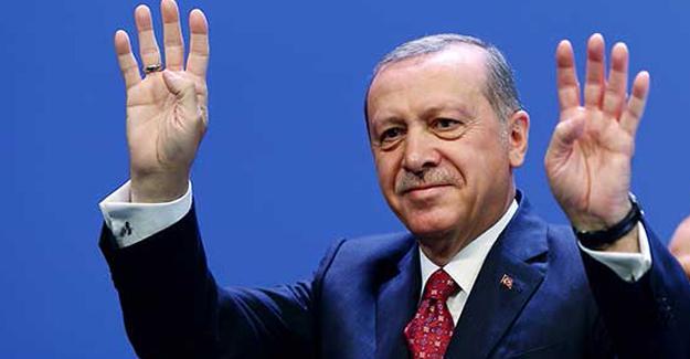 Erdoğan: Biz bunlara araziler, arsalar verdik