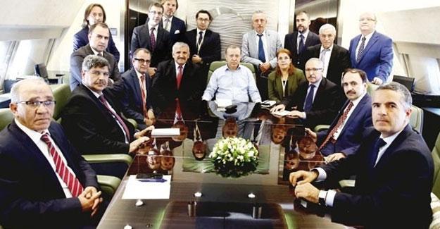 Erdoğan, yolsuzluk operasyonunun kilit ismi Zarrab'a sahip çıktı: Vatandaşımız suçsuz