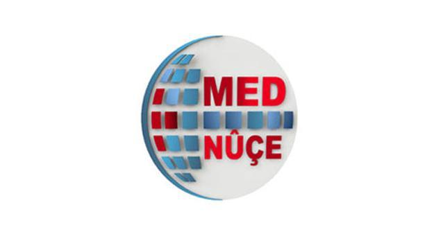 Eutelsat Med Nuçe'nin yayınlarını durdurma talimatı verdi