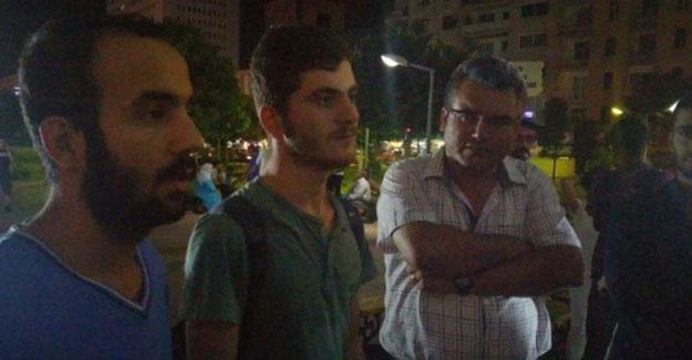 Evrensel gazetesi muhabirleri serbest