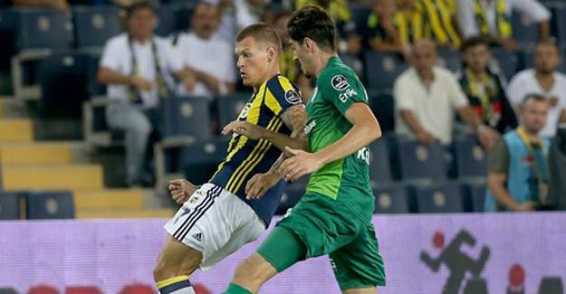 Fenerbahçe ve Trabzonspor kendi sahalarında boynu bükük kaldı